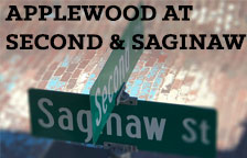 Applewood at Second and Saginaw