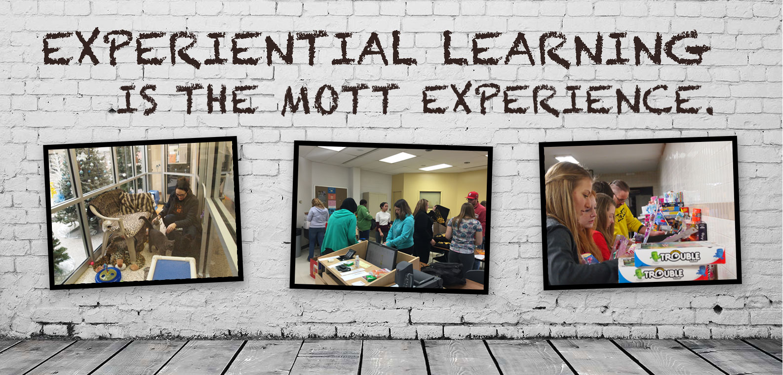 ad for experiential learning