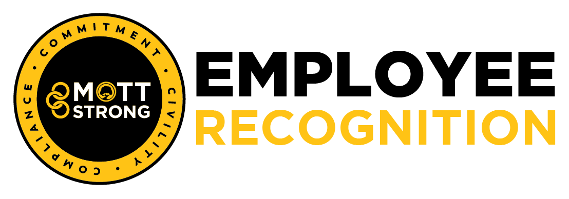 Employee Recognition - Mott Strong logo