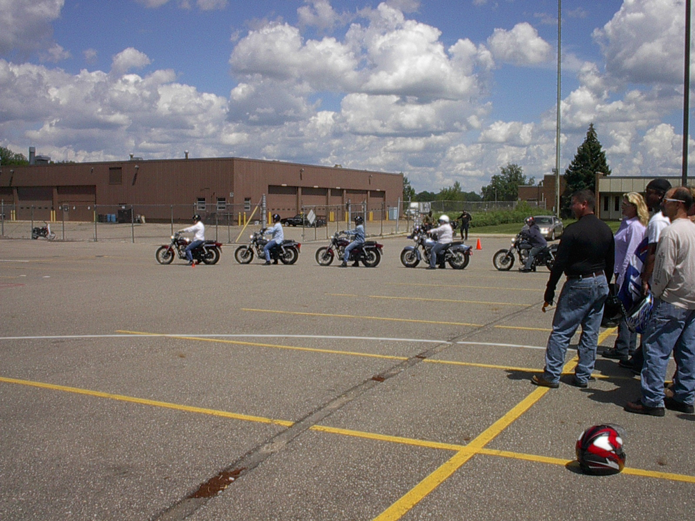Motorcycle Safety Training at Southern Lakes Branch Center