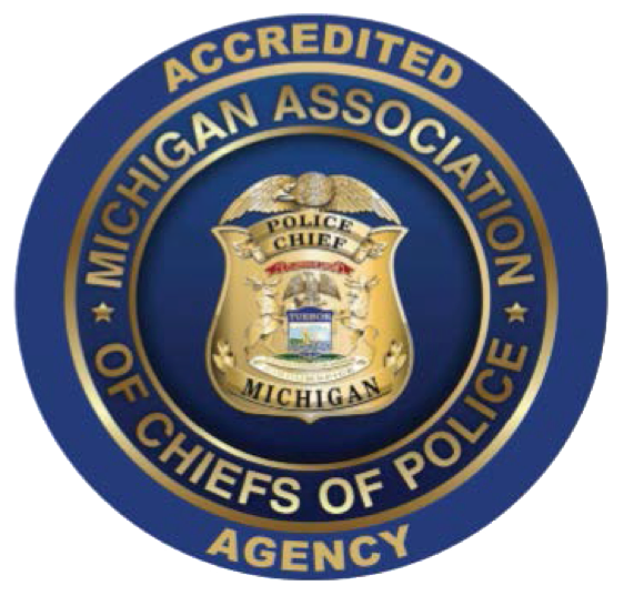 Michigan Association of Chiefs of Police Accreditation Badge