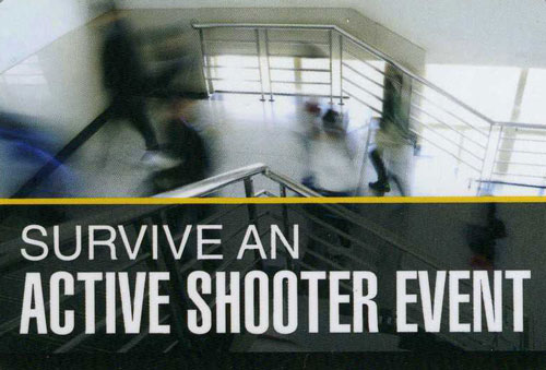 Survive an Active Shooter Event